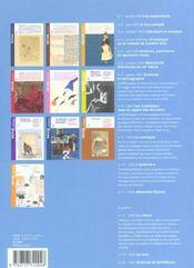 REVUE BNF T.11 ; Alexandre Dumas - 4ème de couverture - Format classique