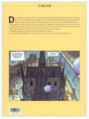 Les eaux de Mortelune t.8 ; la mort de Nicolas - 4ème de couverture - Format classique