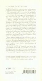 Fréquence miami - 4ème de couverture - Format classique