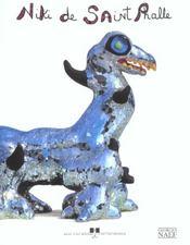 Niki de Saint Phalle ; la donation - Intérieur - Format classique
