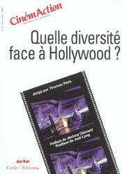 CINEMACTION ; quelle diversité face à Hollywood? - Intérieur - Format classique