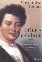 Crimes célèbres t.2 - Intérieur - Format classique