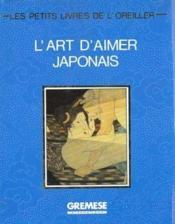 L'art d'aimer japonais - Couverture - Format classique