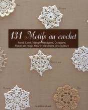 131 motifs au crochet - Couverture - Format classique