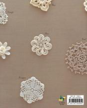 131 motifs au crochet - 4ème de couverture - Format classique