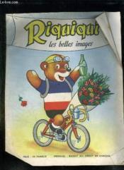 Riquiqui Les Belles Images. Ruiquiqui Champion Du Tour - Couverture - Format classique