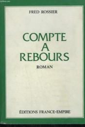Compte A Rebours. - Couverture - Format classique