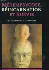 Metempsychose, Reincarnation Et Survie - Couverture - Format classique