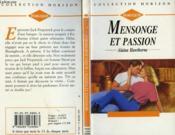Mensonge Et Passion - The Bridal Path - Couverture - Format classique