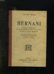 Hernani. Edition Classique. - Couverture - Format classique