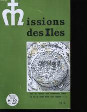 Missions Des Iles N° 80. Oceanie. - Couverture - Format classique