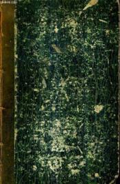 Oeuvres Philosophiques De Descartes Publiees D'Apres Les Textes Originaux Par L.Aime Martin. - Couverture - Format classique