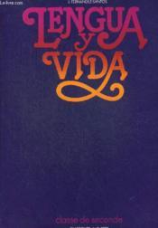 Lengua Y Vida 2o (Violet) - Couverture - Format classique