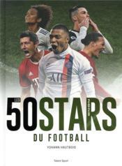 Les 50 stars du football (édition 2020) - Couverture - Format classique