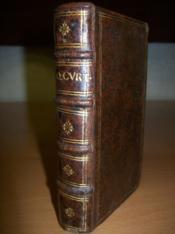 Q. Curtii Rufi Historiarum Libri, accuratissime editi - Couverture - Format classique