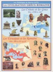 La civilisation gréco-romaine - Couverture - Format classique