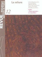Revue Bnf - Intérieur - Format classique