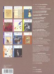 Revue Bnf - 4ème de couverture - Format classique