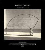 Daniel resal - Couverture - Format classique