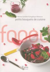 Petits bouquets de cuisine - Couverture - Format classique