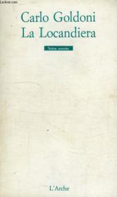 La Locandiera - Couverture - Format classique