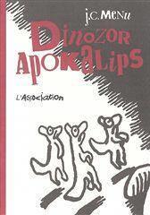 Dinozor apokalips - Couverture - Format classique