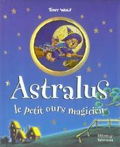 Astralus le petit ours magicien - Intérieur - Format classique