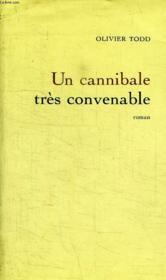 Un Cannibale Tres Convenable. - Couverture - Format classique