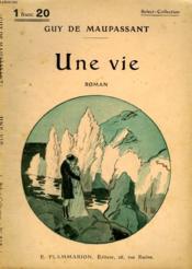 Une Vie. Collection : Select Collection N° 218 - Couverture - Format classique