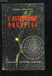 L'Astronomie Nouvelle - Couverture - Format classique