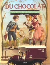 Du Chocolat Des Images Et Des Jouets - Intérieur - Format classique