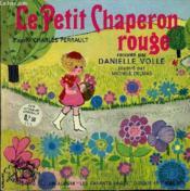 Livre-disque 45t // Le petit chaperon rouge - Couverture - Format classique