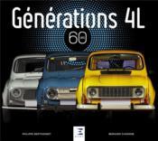 Générations 4L t.2 - Couverture - Format classique