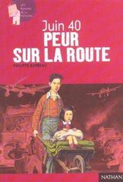 Juin 1940, peur sur la route - Intérieur - Format classique