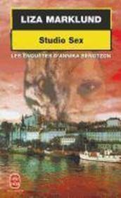 Studio Sex - Couverture - Format classique