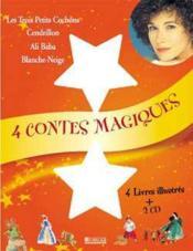 4 contes magiques - Couverture - Format classique