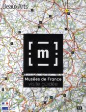 Musées de france ; visite guidée - Couverture - Format classique