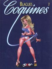 Blagues coquines t.1 - Intérieur - Format classique