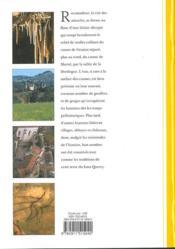 Rocamadour - 4ème de couverture - Format classique