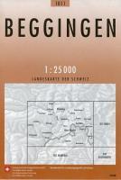 Beggingen - Couverture - Format classique