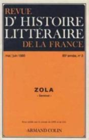 Zola germinal - Couverture - Format classique
