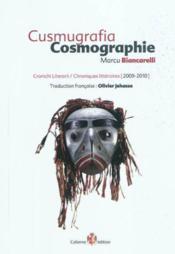 Cusmugrafia/cosmographie - Couverture - Format classique