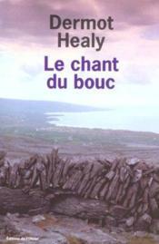 Chant du bouc (le) - Couverture - Format classique