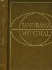 Panorama Mondial, Encyclopedie Permanente. 1969. - Couverture - Format classique