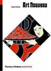 Art nouveau (world of art) - Couverture - Format classique