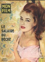 Mon Film N° 743 - Le Salaire Du Peche - Couverture - Format classique