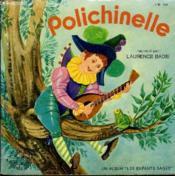 Livre-disque 45t // Polichinelle - Couverture - Format classique