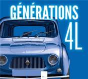 Générations 4L - Couverture - Format classique
