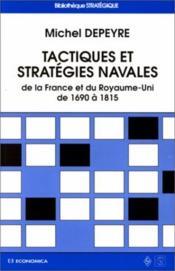 Tactiques et strategies navales de la france et du royaume uni de 1690 - Couverture - Format classique