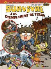 Survivre à un tremblement de terre - Intérieur - Format classique